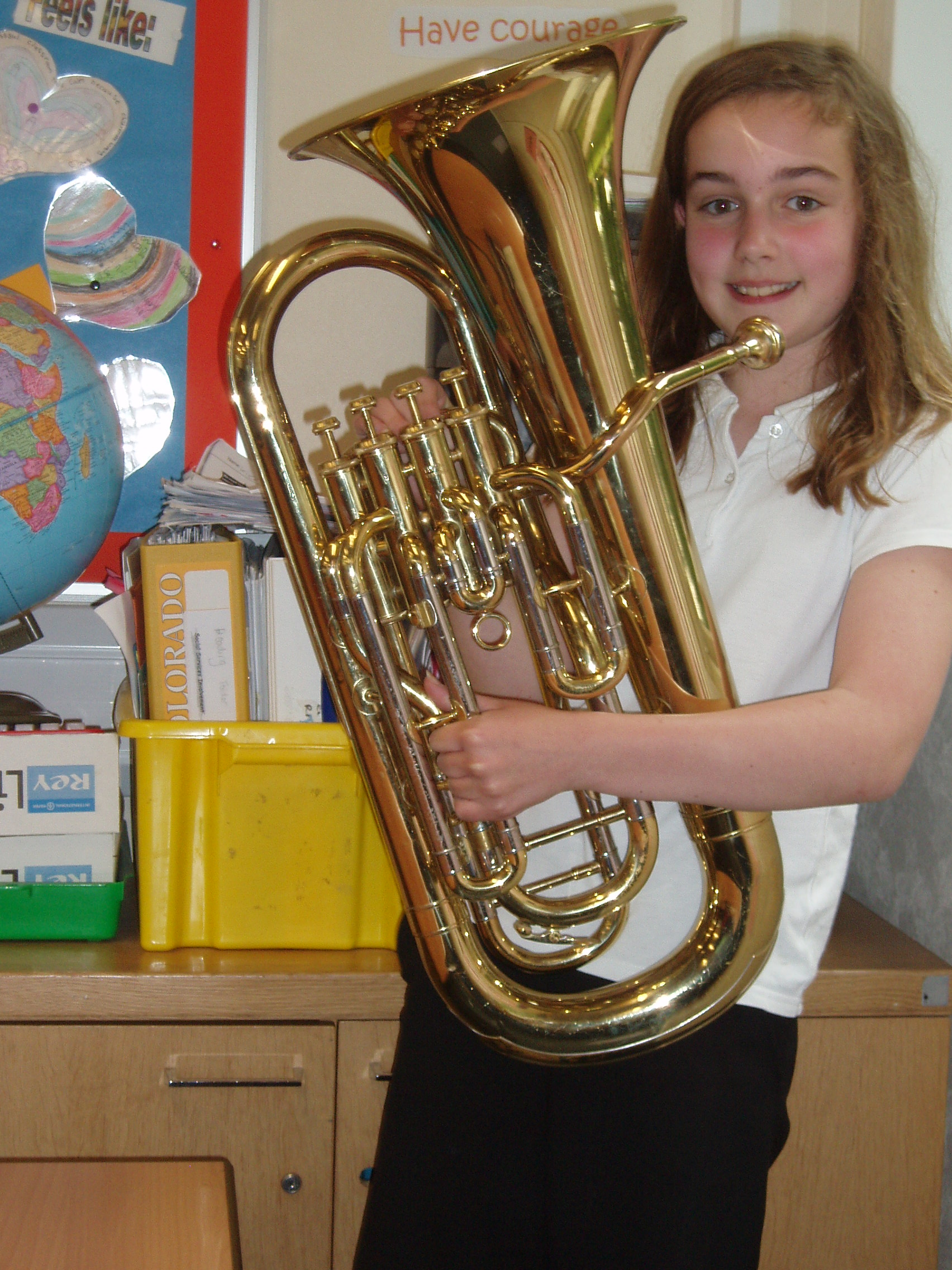 Discussion on this topic: How to Play the Baritone, how-to-play-the-baritone/