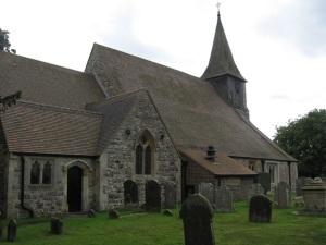 St Mary the Virgin church Horne