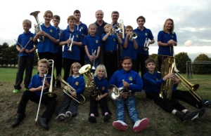 bbb Learner Band - Didcot Rotary 2014 (2)