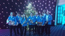 band-by-the-christmas-tree
